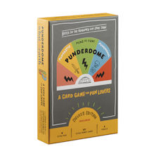 Punderdome: A Card Game for Pun Lovers Deluxe Edition