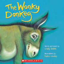 The Wonky Donkey - Hardcover