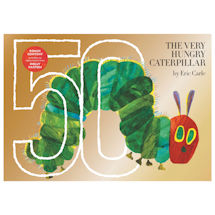Very Hungry Caterpillar 50th Anniversary Edition