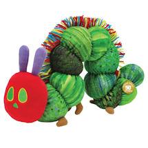 Very Hungry Caterpillar 50th Anniversary Plush & Print