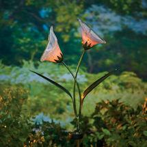 Solar Calla Lily Garden Stake