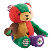 Peef the Christmas Bear Plush