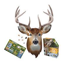I am Animal Puzzle - Buck
