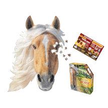 I am Animal Puzzle - Horse