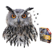 I am Animal Puzzle - Owl
