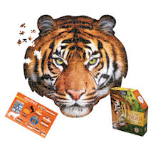 I am Animal Puzzle - Tiger
