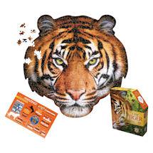 I am Animal Puzzle - Tiger