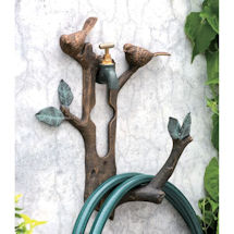 Bird & Branch Hose Holder