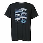 Officially Licensed Mopar, or No Car T-Shirt