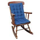 2 Pc. Rocking Chair Cushions - Blue