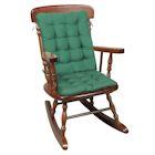 2 Pc. Rocking Chair Cushions - Hunter Green
