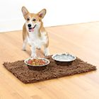 Pet Mat Super Absorbent- Traps Cat or Dog Mess from Dirt Food and Water