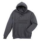 David Carey Officially Licensed Men's Camaro Badge Hoodie - Dark Gray Sweatshirt