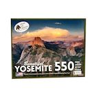 Education Outdoors Yosemite Jigsaw Puzzle - 550 Piece National Park Photo Puzzle - Family Fun Activity