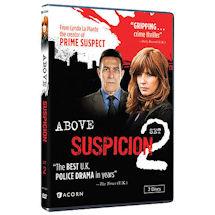 Above Suspicion: Set 2 DVD