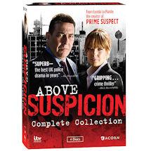 Above Suspicion: Complete Collection DVD