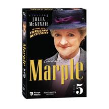 Agatha Christie's Marple: Series 5 DVD & Blu-ray