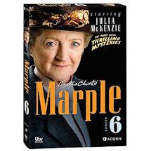 Agatha Christie's Marple: Series 6 DVD