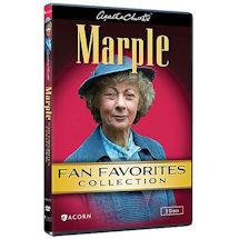 Agatha Christie's Marple: Fan Favorites Collection DVD