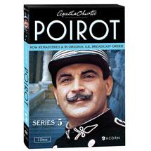 Agatha Christie's Poirot: Series: 5 DVD & Blu-ray