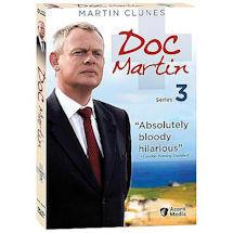 Doc Martin: Series 3 DVD