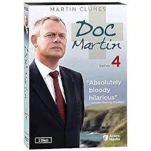 Doc Martin: Series 4 DVD