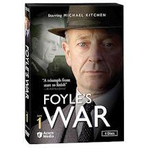 Foyle's War: Set 1 DVD