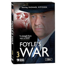 Foyle's War: Set 3 DVD