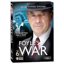 Foyle's War: Set 6 DVD