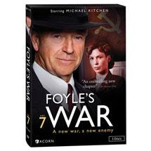Foyle's War: Set 7 DVD & Blu-ray