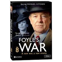Foyle's War: Set 8 DVD & Blu-ray