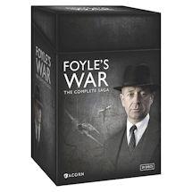 Foyle's War: The Complete Saga - Box Set | 8 Seasons, 29 DVD's