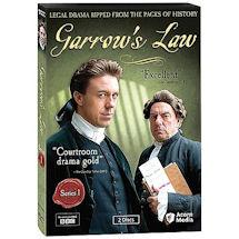 Garrow's Law: Series 1 DVD
