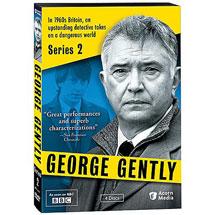George Gently: Series 2 DVD & Blu-ray