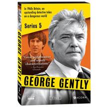 George Gently: Series 5 DVD & Blu-ray