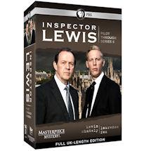 Inspector Lewis: Pilot through Series 6 DVD