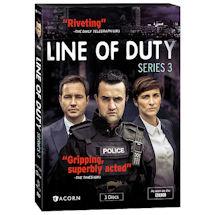 Line of Duty: Series 3 DVD