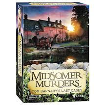 Midsomer Murders: Tom Barnaby's Last Cases DVD