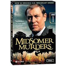 Midsomer Murders: Series 1 DVD