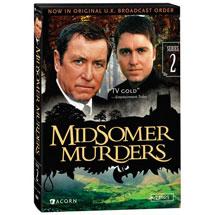Midsomer Murders: Series 2 DVD