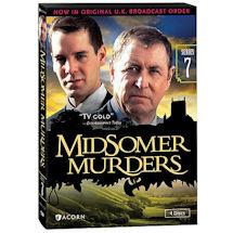 Midsomer Murders: Series 7 DVD