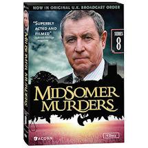 Midsomer Murders: Series 8 DVD