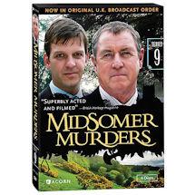 Midsomer Murders: Series 9 DVD