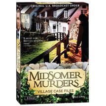 Midsomer Murders: Village Case Files DVD