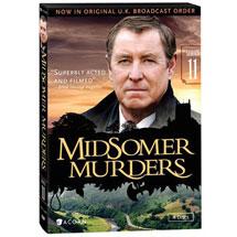 Midsomer Murders: Series 11 DVD