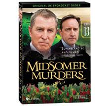 Midsomer Murders: Series 13 DVD