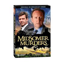 Midsomer Murders: Series 14 DVD
