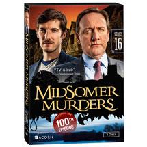 Midsomer Murders: Series 16 DVD & Blu-ray