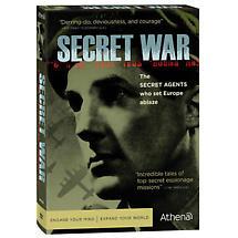 Secret War DVD