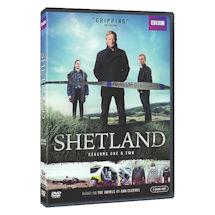 Shetland: Seasons One & Two DVD